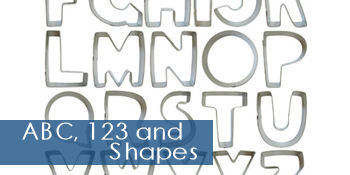 ABC 123 & Shapes