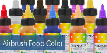 Airbrush Food Color