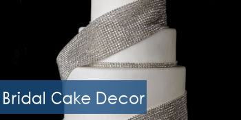 Bridal Cake Decor