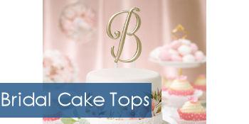 Bridal Cake Tops