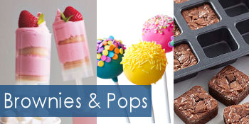 Brownies & Pops!