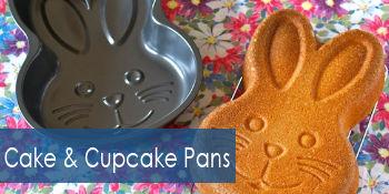 Cake & Cupcake Pans