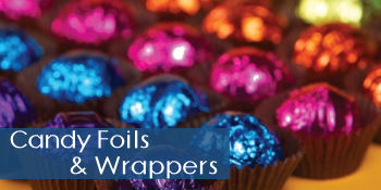 Candy Foils & Wrappers