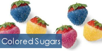 Colored Sugars