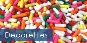 Decorettes (Jimmies)
