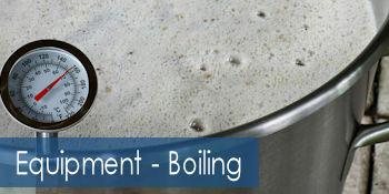 Equipment - Boiling