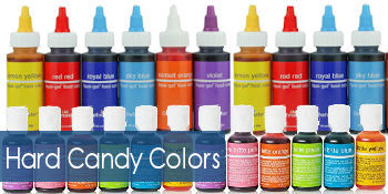 Hard Candy Colors