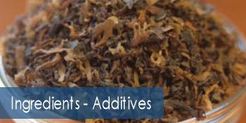 Ingredients - Additives
