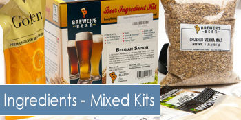 Ingredients - MIXED Kits