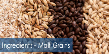 Ingredients - Malt Grains