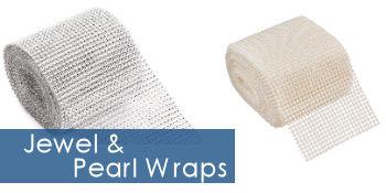 Jewel & Pearl Wraps