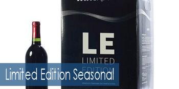 Limited Edition Seasonal