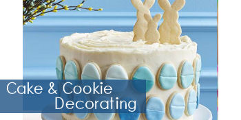 Cake & Cookie Decorating
