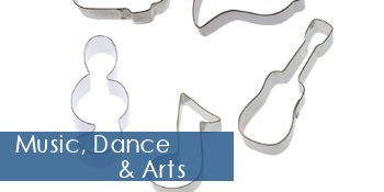 Music, Dance & Arts