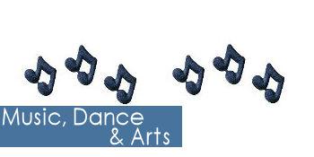 Music, Dance & The Arts