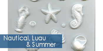 Nautical, Luau, Summer