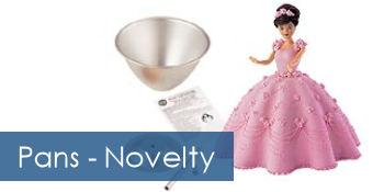 Pans - Novelty