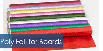 Poly Foil for Boards