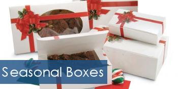 Seasonal Candy Boxes