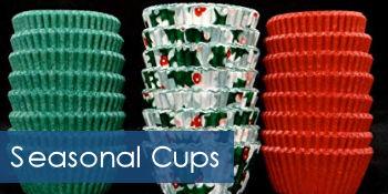 Seasonal Candy Cups
