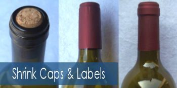 Shrink Caps & Labels