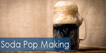 Soda Pop Making