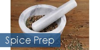 Spice Prep