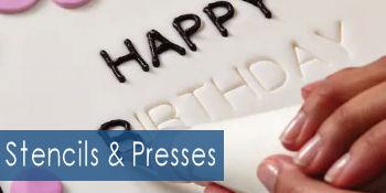 Stencils & Presses