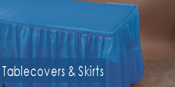 Tablecovers & Skirts