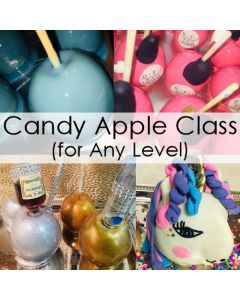 CLASS: Candy Apples for Any Level (April 25)
